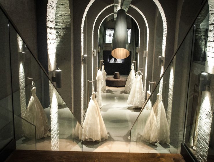 White Dossier's guide to the U.K.'s best bridal boutiques is there to ensure brides-to-be visit the right boutqiues for them.