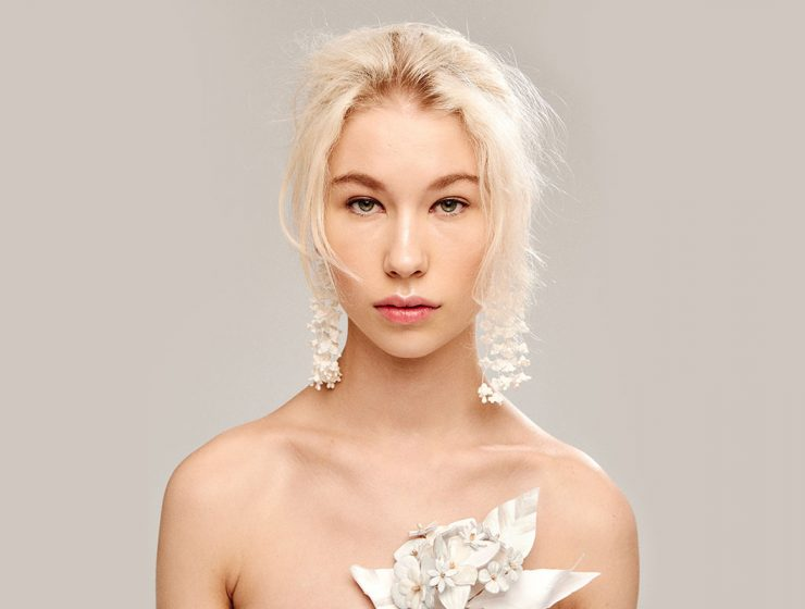 Luna Bea handmade bridal accessories, White Dossier designer