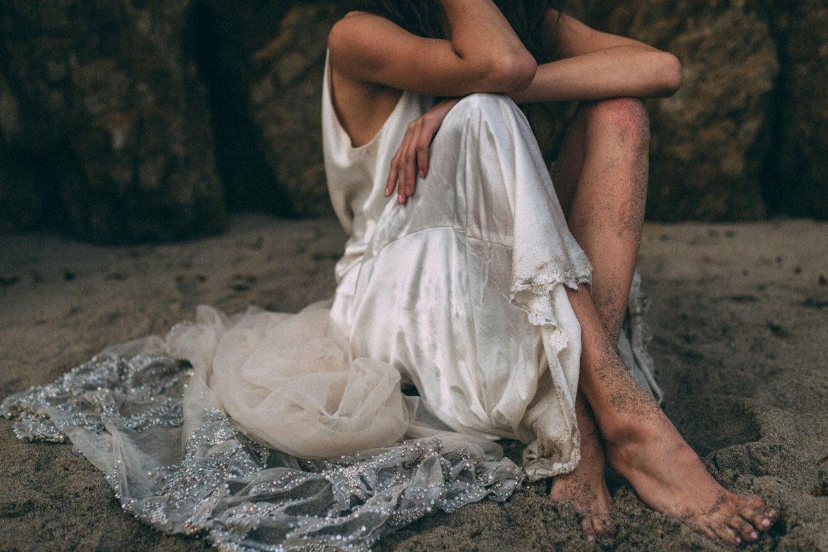 Daphne Newman robes, White Dossier designer