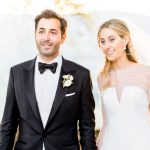 Real Bride Ariana Stein wears Vera Wang in Florence, by White Dossier